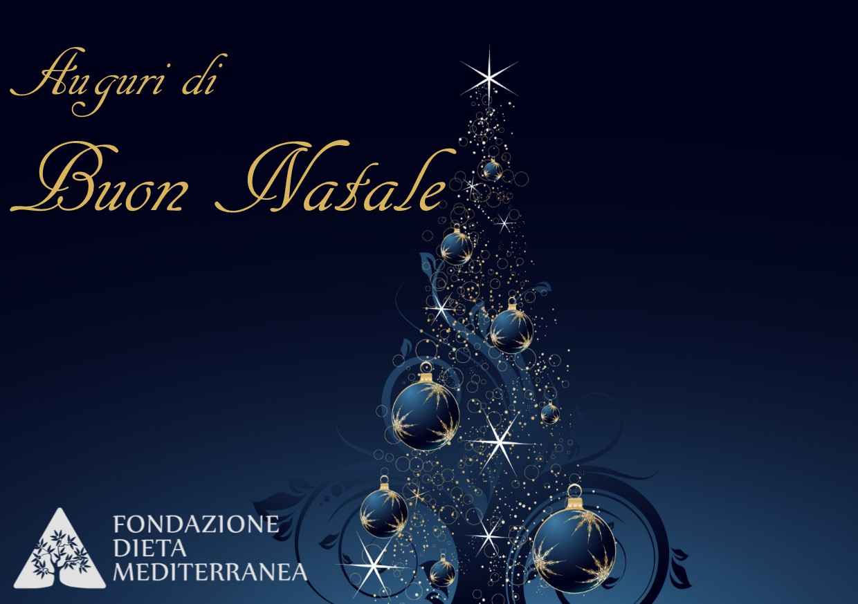 Foto E Auguri Di Buon Natale.Auguri Di Buon Natale Dalla Fondazione Dieta Mediterranea